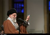 Leader Urges Battle Formation in Face of Enemy Onslaughts