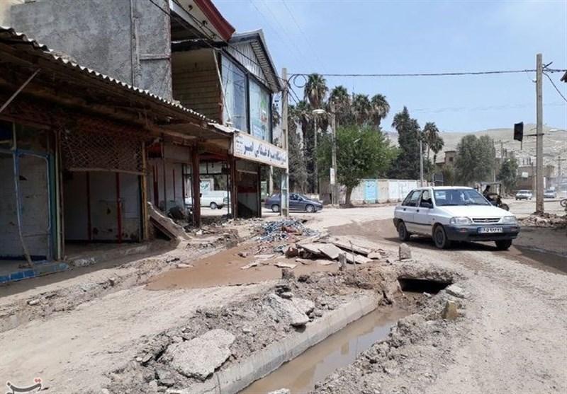 100 واحد مسکونی در شهر سیلزده پلدختر جابهجا میشود