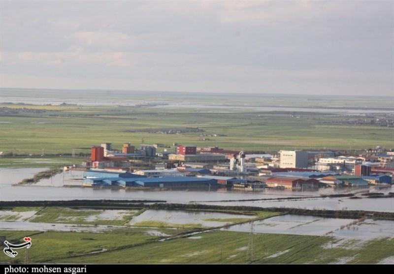 اختصاص 105 میلیاردتومان تسهیلات به صنعتگران خسارتدیده در سیل گلستان/ گرگانرود و قرهسو لایروبی میشود