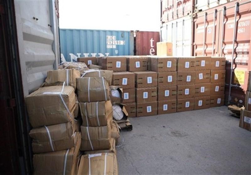 46 میلیون عدد قرص غیر مجاز ترامادول در بندر بوشهر کشف شد