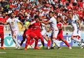 لیگ برتر فوتبال  هتتریک تساویهای پرسپولیس با توقف برابر تراکتورسازی/ جنگ قهرمانی همچنان ادامه دارد