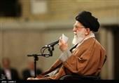 ایرانی قوم امریکا کا پوری طاقت سے مقابلہ کرے گی، امام خامنہ ای