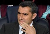 فوتبال جهان| والورده: به فکر استعفا از سرمربیگری بارسلونا نیستم/ آسیبدیدگی کوتینیو جدی به نظر نمیرسد