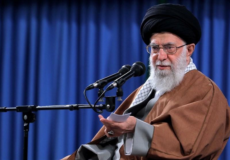 بیانات امام خامنهای درباره آرایش جنگی دشمن + فیلم