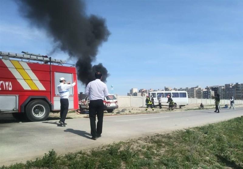 دوره تخصصی نجات در حوادث ترافیکی جاده در گلستان برگزار شد مانور حوادث ترافیکی در اردبیل برگزار شد؛ لغو پرواز بالگرد ...