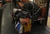 افزایش شمار افراد بی خانمان در آلمان