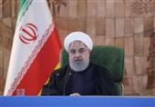 روحانی: مقاومت و همدلی کشور را در برابر انواع توطئهها بیمه میکند