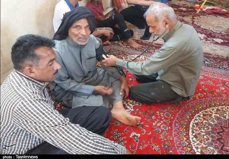 عشایر اردبیل به همت پزشکان جهادگر ویزیت رایگان میشوند