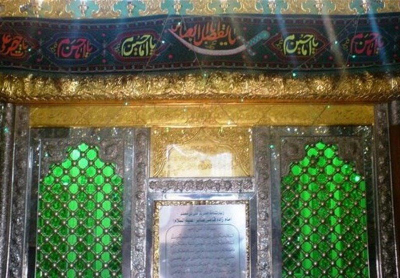 مناجاتخوانی مطیعی در امامزاده قاضی الصابر