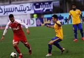 لیگ برتر فوتبال| تساوی یک نیمهای نفت مسجدسلیمان و سپیدرود
