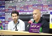 اصفهان| منصوریان: نتیجه دلخواهمان را کسب کردیم