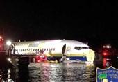 سقوط بوئینگ 737 در رودخانه ایالت فلوریدا