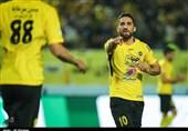 اصفهان| مهرداد محمدی: برابر استقلال خوزستان برای کسب قهرمانی تلاش میکنیم