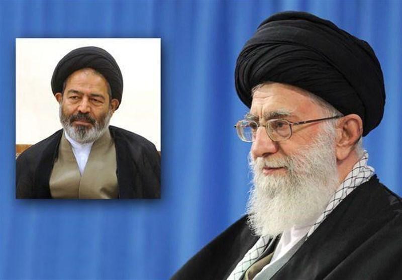 حجتالاسلام نواب با حکم امام خامنهای سرپرست حجاج ایرانی شد