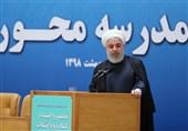 روحانی: قدرتهای زورگو با ترویج ایران هراسی زمینه تحریم را فراهم کردند