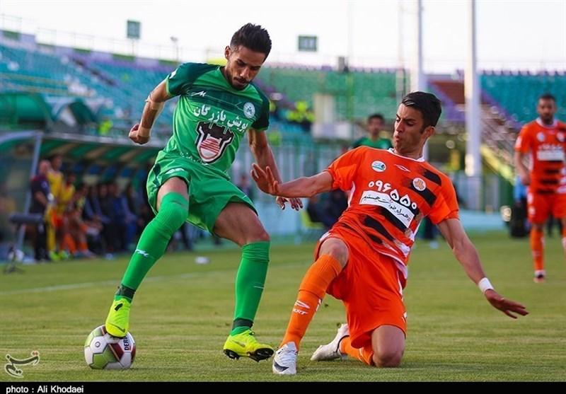 واکنش آرش رضاوند به شایعه توافقش با باشگاه استقلال