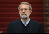 Iranian Speaker Raps Western Plot against Palestine
