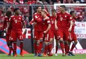 فوتبال جهان| بایرن مونیخ یک قدم دیگر به قهرمانی نزدیکتر شد/ هانوفر در آستانه سقوط قرار گرفت