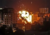 Israel Launches Fresh Attacks on Gaza Strip