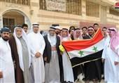 ادامه حمایتهای عشایر سوری از ارتش در نبرد با تروریسم