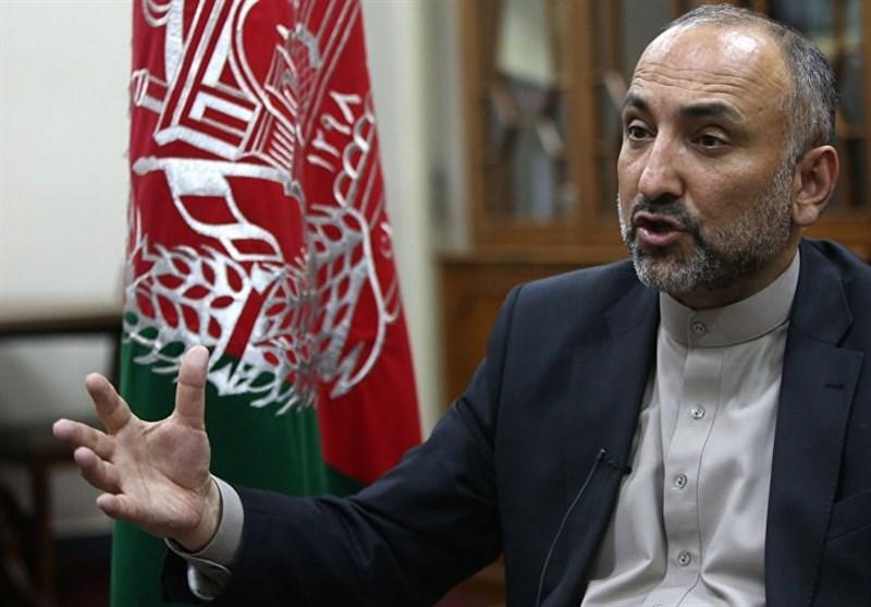 اتمر: مذاکره با طالبان به تنهایی برای صلح در افغانستان کافی نیست