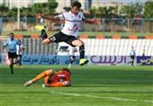 لیگ برتر فوتبال| پیروزی پدیده برابر سایپا با گل سریع بازیکن تعویضی