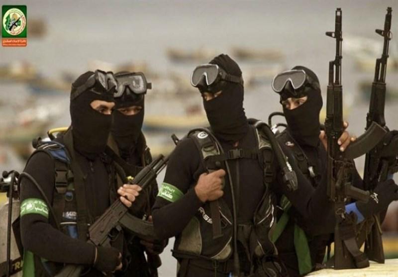 واحد دریایی مقاومت فلسطین