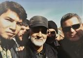 سه فرمانده شهید مقاومت از سه ملیت در یک قاب+عکس