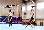 3 برنز برای تیمهای آکروباتیک ژیمناستیک ایران در مسابقات قهرمانی آسیا