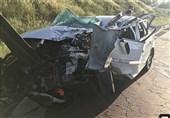 واژگونی خودرو حامل زائران عراقی در محور سبزوار ـ شاهرود؛ 8 زائر مصدوم شدند