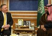 تماس تلفنی وزیر خارجه آمریکا با ولیعهد سعودی