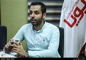 رسولی مسول حوزه بسیج دانشجویی دانشکده علوم پزشکی دانشگاه تهران در میزگرد نقد طرح تحول سلامت