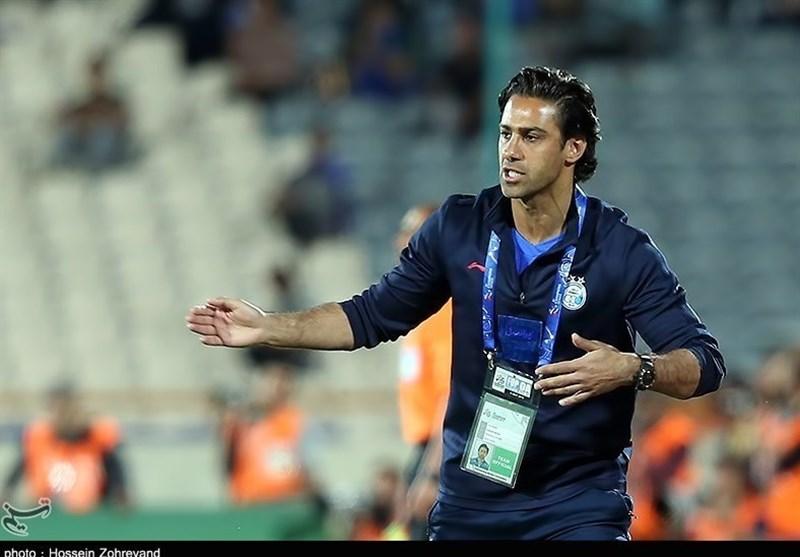 واکنش فرهاد مجیدی به جلسهاش با مدیران باشگاه استقلال