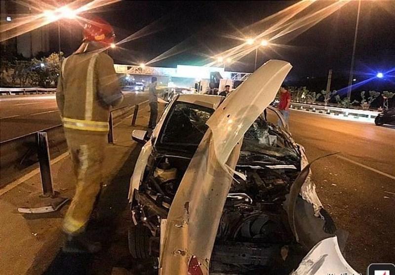 56 نقطه حادثهخیز در سطح استان تهران شناسایی شده است