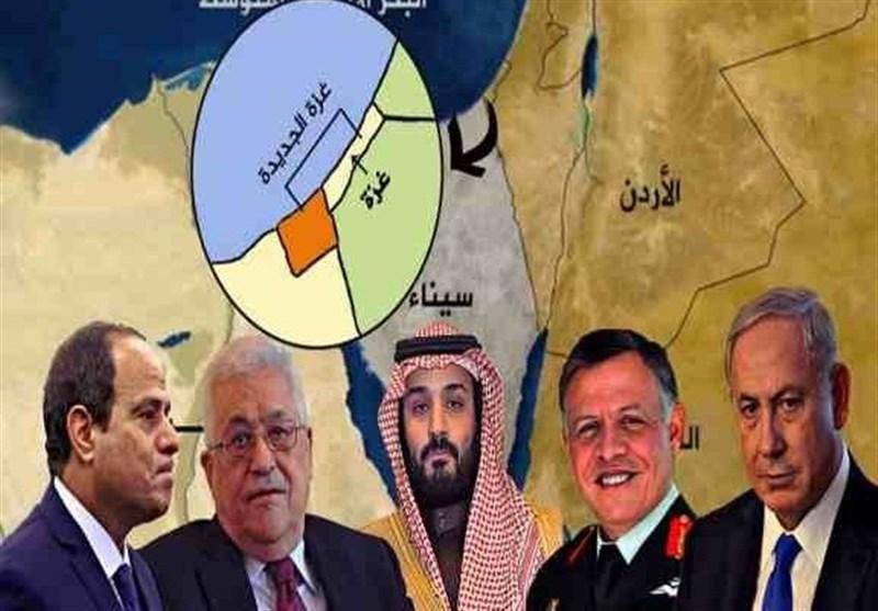 «معامله قرن» چیست؟-(3)، اخراج فلسطینیها از فلسطین، پروژه اسکان در صحرای سینا