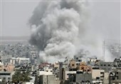 "شهید بقصف ""إسرائیلی"" وصواریخ سرایا القدس تدک المستوطنات فی الیوم الثانی للعدوان"