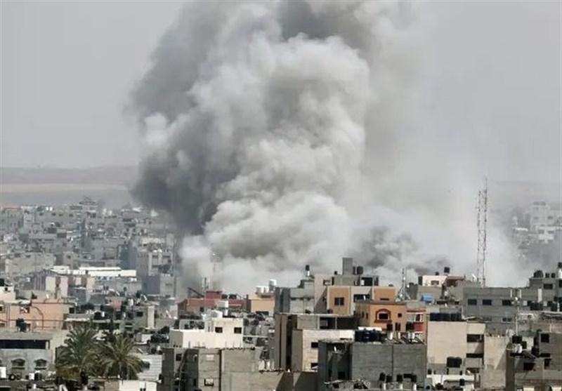 حمله هوایی رژیم صهیونیستی به غزه/ پاسخ موشکی مقاومت به تجاوزات اشغالگران