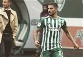Spartak Moscow Eyes Iranian Winger Milad Mohammadi