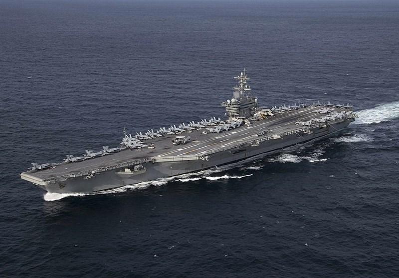 گزارش|حضور ناو هواپیمابر آمریکایی در خلیج فارس؛ تهدید واقعی یا جنگ روانی؟