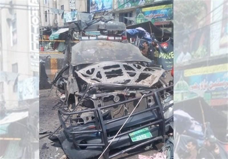 انفجار در شهر لاهور ۵ کشته و ۲۴ زخمی بهجای گذاشت