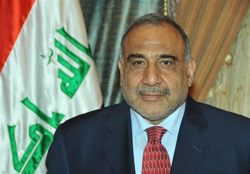 عادل عبدالمهدی: لا یوجد طرف عراقی یرید تأجیج أوضاع المنطقة