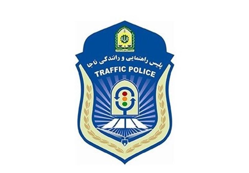 تهران| واکنش پلیس به بلوای ایجاد شده توسط راکب موتورسیکلت در خیابان ولیعصر
