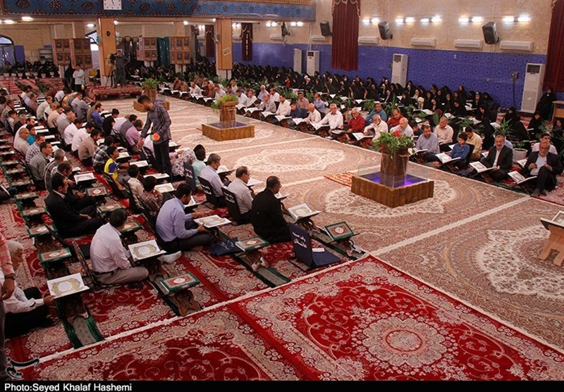 مراسم ترتیلخوانی نوای ملکوت در شهرستانهای 10 گانه استان بوشهر برگزار میشود