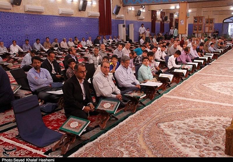 40 محفل ترتیلخوانی قرآن کریم در استان بوشهر برپا شد