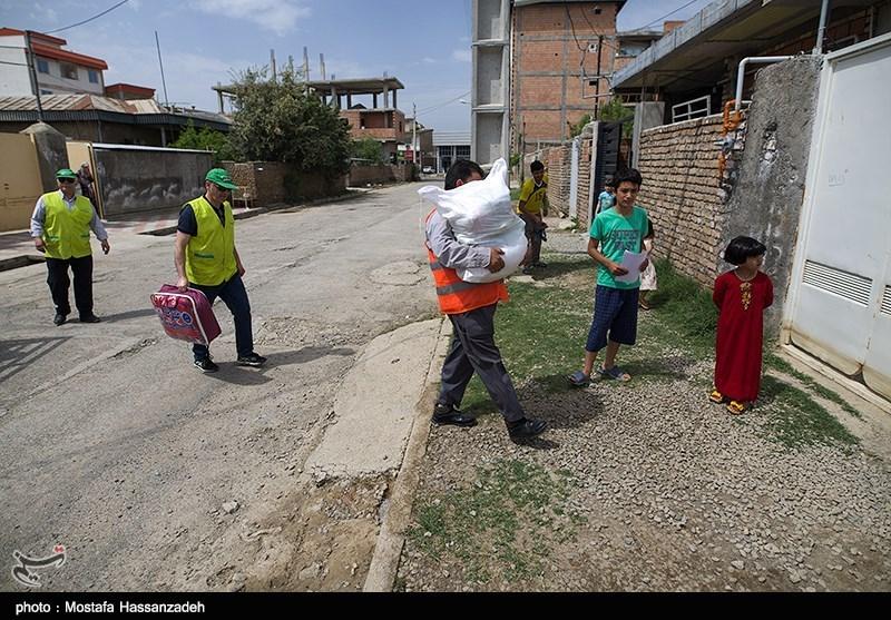 750 بسته حمایتی در بین سیلزدگان گلستانی توزیع میشود