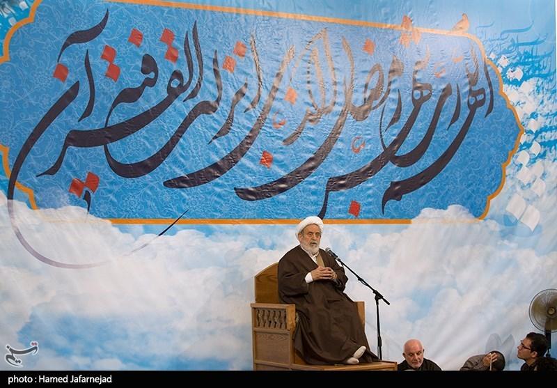 سخنرانی حجت الاسلام و المسلمین حسین انصاریان استاد اخلاق در مسجد حضرت امیر(ع)