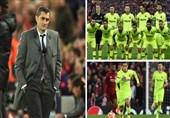 فوتبال جهان| 5 اشتباه غیرقابل توضیح والورده در شب حذف بارسلونا