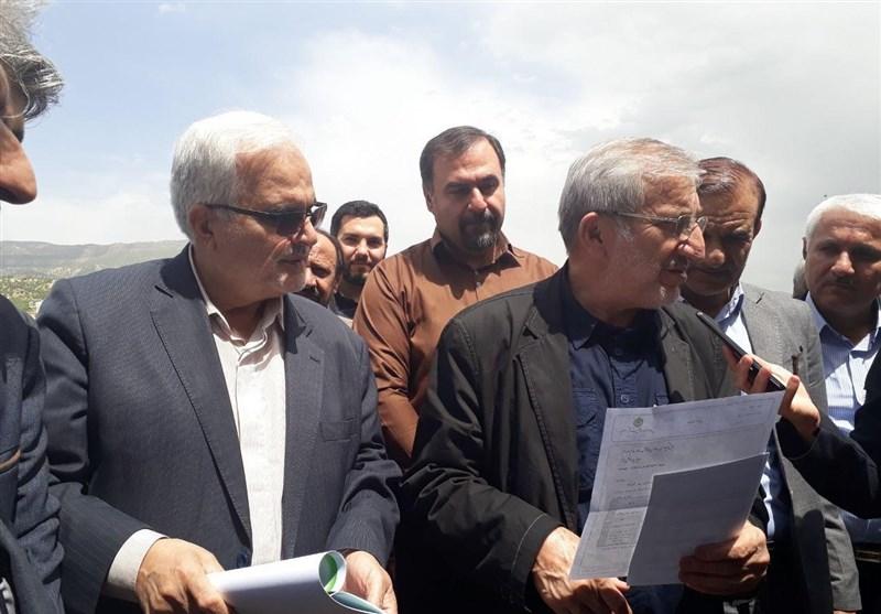 سعیدیکیا: 3500 سند بنیاد علوی تحویل مردم استان ایلام شد
