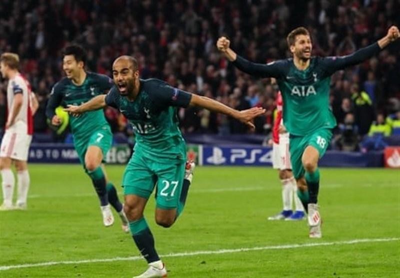 لیگ قهرمانان اروپا  تاتنهام با بازگشتی رویایی مقابل آژاکس فینالیست شد/ فینالی تمام انگلیسی در مادرید