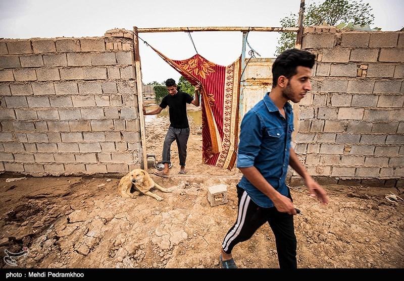 بازسازی منازل مددجویان سیلزده بهزیستی تا پایان خرداد